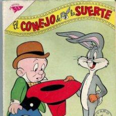 Tebeos: EL CONEJO DE LA SUERTE Nº 167 - MAYO 1963 - NOVARO SEA. Lote 197218576