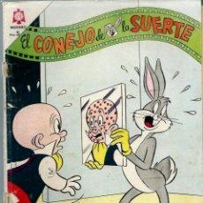 Tebeos: EL CONEJO DE LA SUERTE Nº 216 - MAYO 1965 - NOVARO SEA. Lote 197219470