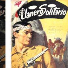 Tebeos: EL LLANERO SOLITARIO Nº 60-- MARZO 1958. Lote 197267382