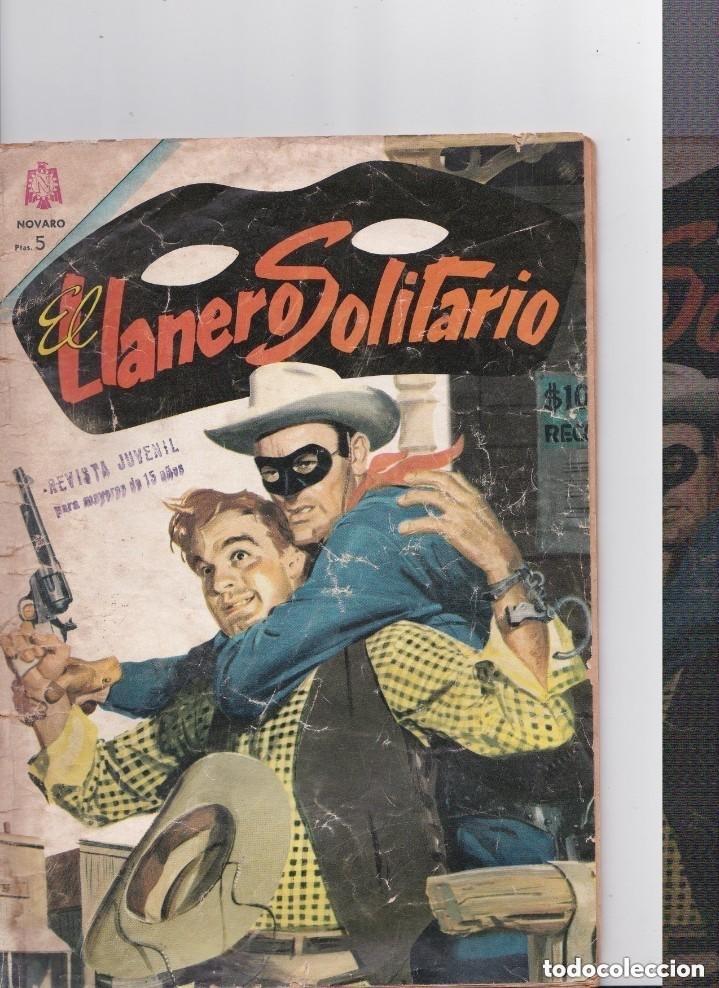 EL LLANERO SOLITARIO Nº155 1 FEBRERO 1966 (Tebeos y Comics - Novaro - El Llanero Solitario)