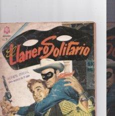 Tebeos: EL LLANERO SOLITARIO Nº155 1 FEBRERO 1966. Lote 197267511