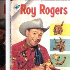 Giornalini: ROY ROGERS Nº45-- MAYO 1956. Lote 197270833