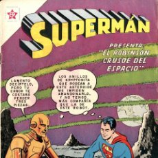 Livros de Banda Desenhada: SUPERMAN-309 (NOVARO, 1961). Lote 197324946