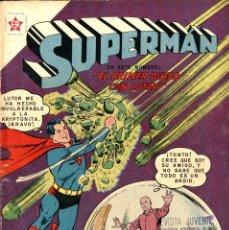 Livros de Banda Desenhada: SUPERMAN-290 (NOVARO, 1961). Lote 197450983