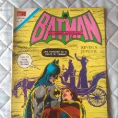Tebeos: BATMAN Nº 600 EDITORIAL NOVARO. Lote 197838473