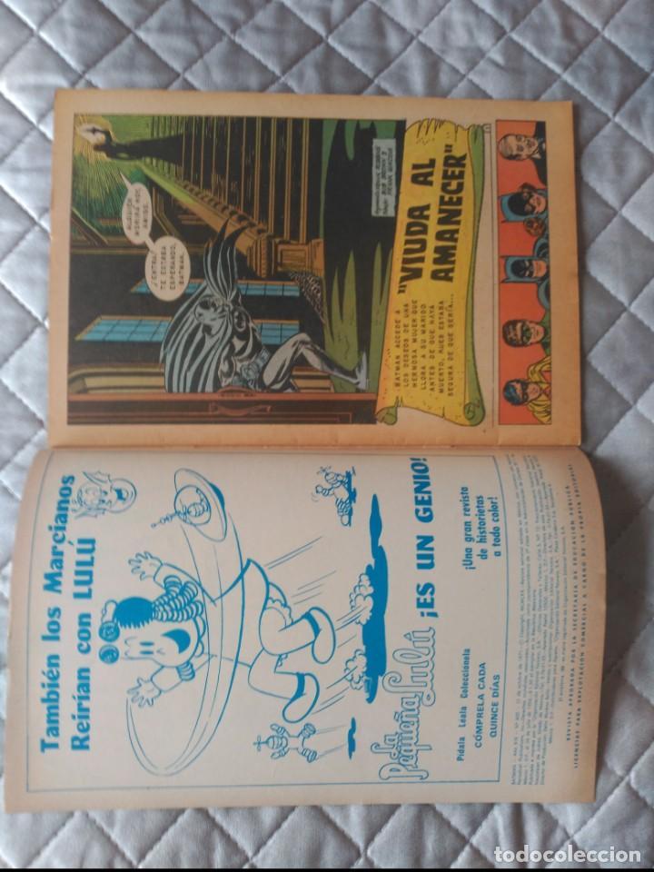 Tebeos: Batman Nº 600 Editorial Novaro - Foto 3 - 197838473