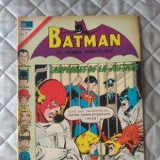 Tebeos: BATMAN Nº 602 EDITORIAL NOVARO. Lote 197838701