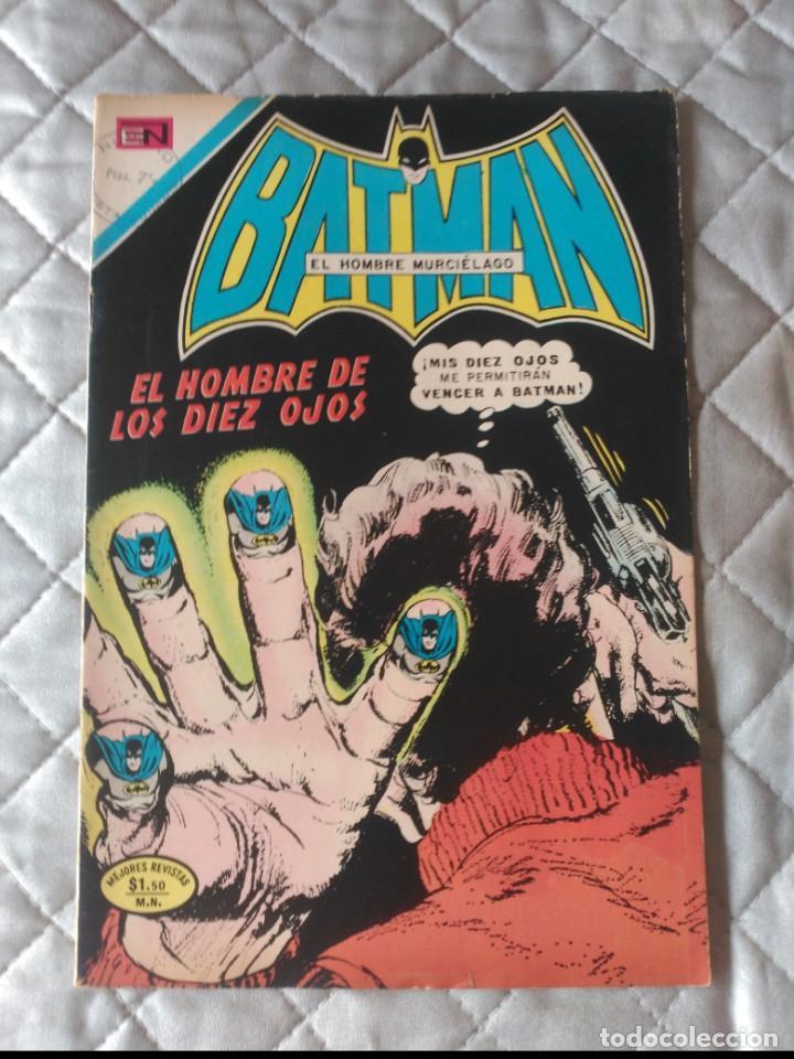 BATMAN Nº 615 EDITORIAL NOVARO (Tebeos y Comics - Novaro - Batman)