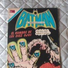 Tebeos: BATMAN Nº 615 EDITORIAL NOVARO. Lote 197838931