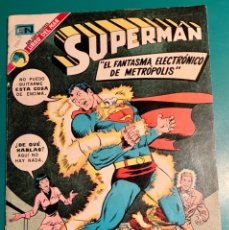 Tebeos: CÓMIC SUPERMAN, N 914, EDITORIAL NOVARO 30 MAYO 1973. Lote 197860955