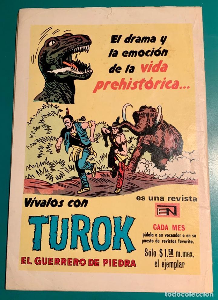 Tebeos: CÓMIC SUPERMAN, N 914, EDITORIAL NOVARO 30 MAYO 1973 - Foto 2 - 197860955