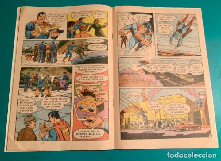 Tebeos: CÓMIC SUPERMAN, N 914, EDITORIAL NOVARO 30 MAYO 1973 - Foto 6 - 197860955