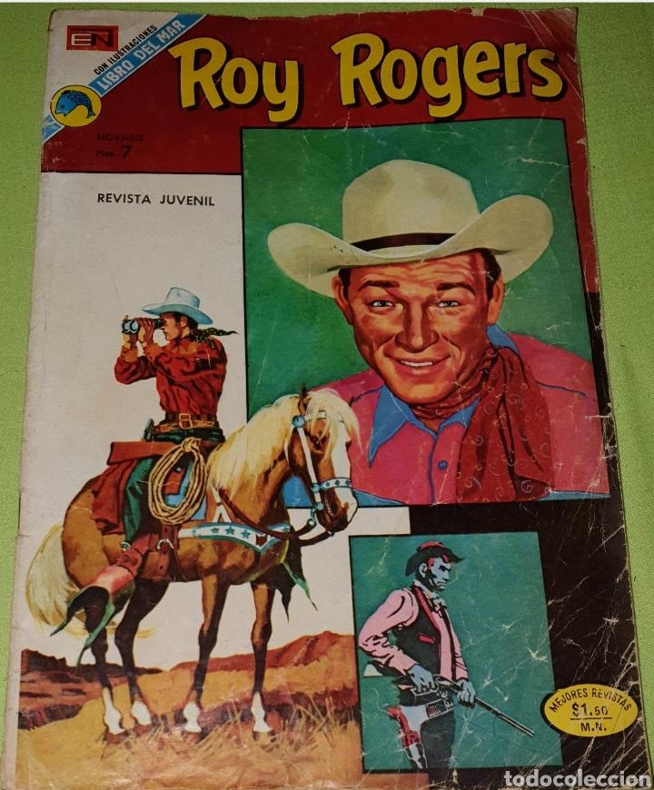 COMIC ROY ROGERS N° 302 AGOSTO 1973 (Tebeos y Comics - Novaro - Red Ryder)