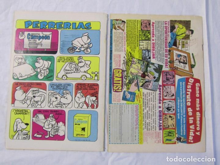 Tebeos: 12 tebeos Novaro, pajaro loco, Fix y Fox, Super Ratón, Conejo de la suerte, .... - Foto 6 - 198243743