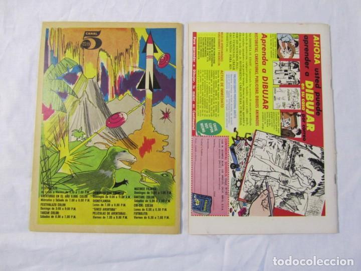 Tebeos: 12 tebeos Novaro, pajaro loco, Fix y Fox, Super Ratón, Conejo de la suerte, .... - Foto 8 - 198243743