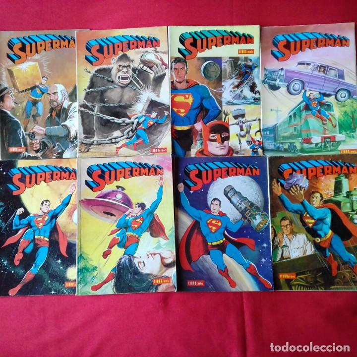 LOTAZO 23 COMIC NOVARO: KORAK, SUPERMAN, PORKY, TARZAN, BATMAN, DAN DARE, ROBOHUNTER (Tebeos y Comics - Novaro - Otros)