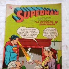 BDs: SUPERMÁN Nº 168 EDICIONES ER AÑO 1959. Lote 198359713