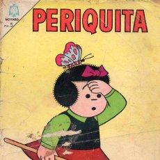 Tebeos: PERIQUITA Nº 47 (NOVARO, 1965). Lote 198473406