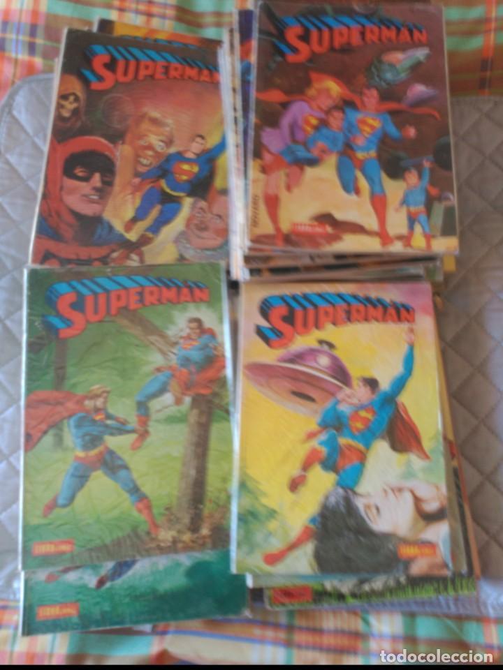 Tebeos: Supermán Novaro Librocómic COMPLETA 52 Números - Foto 2 - 199147741