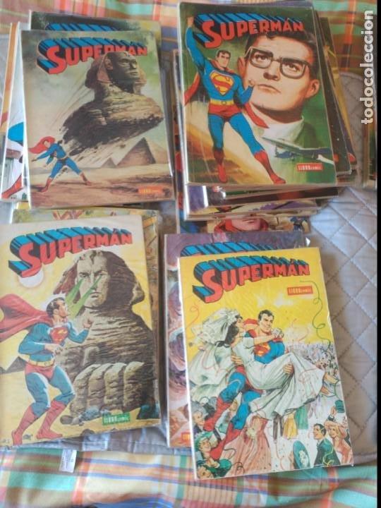 Tebeos: Supermán Novaro Librocómic COMPLETA 52 Números - Foto 5 - 199147741