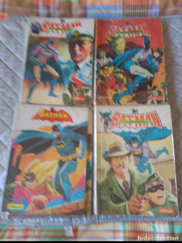 BATMAN NOVARO LIBROCÓMIC COMPLETA 12 NÚMEROS (Tebeos y Comics - Novaro - Batman)