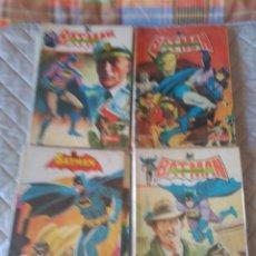 Tebeos: BATMAN LIBROCÓMIC COMPLETA 12 NÚMEROS. Lote 199148501