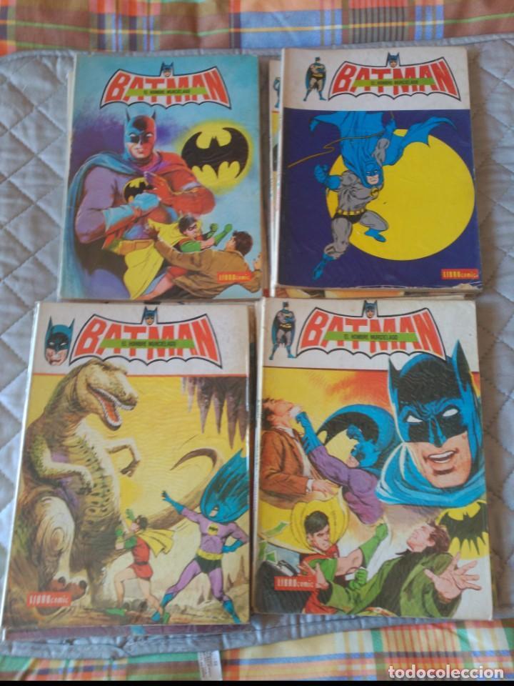 Tebeos: Batman Novaro Librocómic Completa 12 Números - Foto 2 - 199148501