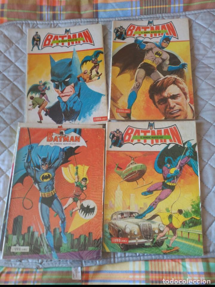Tebeos: Batman Novaro Librocómic Completa 12 Números - Foto 3 - 199148501