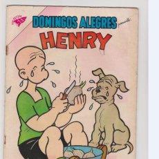 Tebeos: DOMINGOS ALEGRES NUMERO 330 HENRY. Lote 199155033