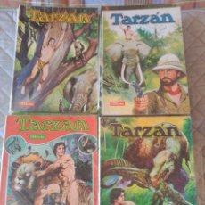 Tebeos: TARZAN NOVARO LIBROCÓMIC COMPLETA 47 NÚMEROS. Lote 199165098