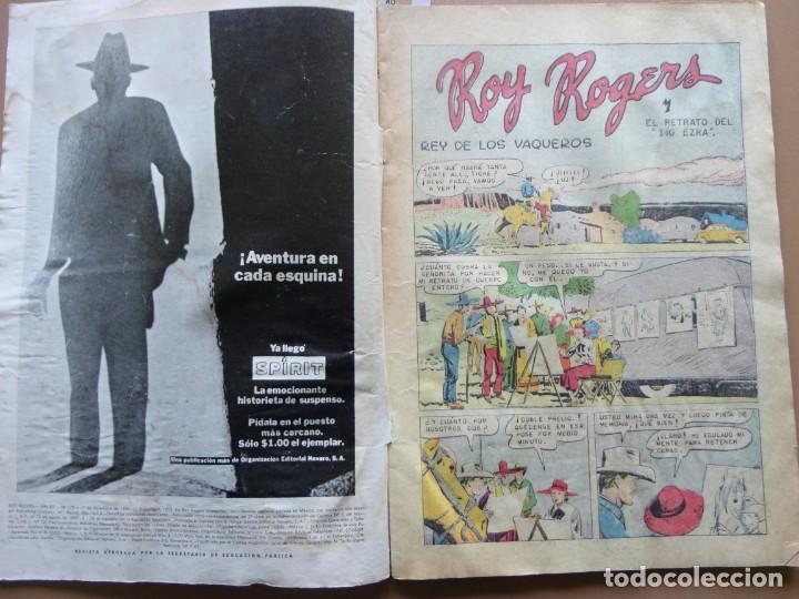Tebeos: ROY ROGERS - Nº-172 - Foto 2 - 199292983