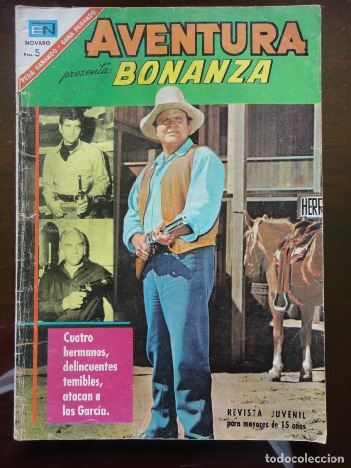 BONANZA - Nº-475 (Tebeos y Comics - Novaro - Aventura)
