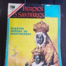 Tebeos: PATRONOS Y SANTUARIOS - NUESTRA SEÑORA DE MONTSERRAT - NOVARO - 1967 . Lote 199703690