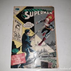 Tebeos: EL ASESINO KENT CONTRA SUPER LUTHOR N.843 1972. Lote 199724363