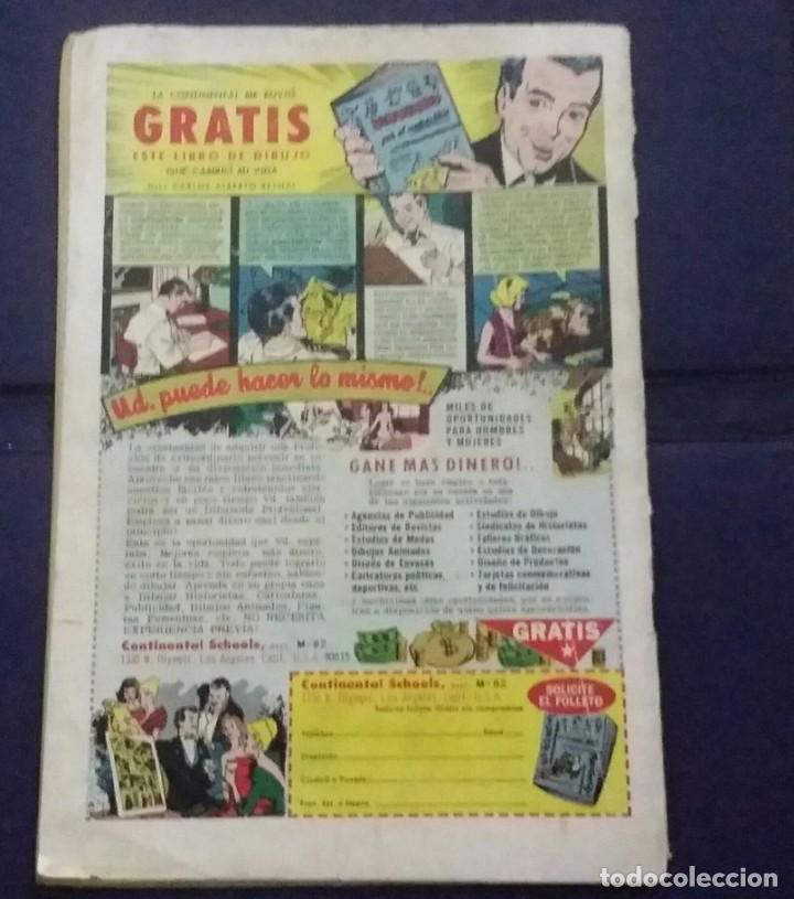 Tebeos: CÓMIC 1969 EL SUPER RATÓN Y LAS URRACAS PARLANCHINAS. FESTIVAL D MUNDO D LA HISTORIETA. TEBEO NOVARO - Foto 2 - 199728671