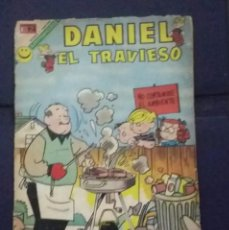 Tebeos: CÓMIC 1972 DANIEL EL TRAVIESO. SUPERTRIÁNGULOS.TEBEO NO. 105. EDT. NOVARO. NO CONTAMINE EL AMBIENTE. Lote 199732188