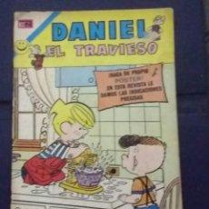 Tebeos: CÓMIC 1972 DANIEL EL TRAVIESO. TEBEO NO. 110 EDITORIAL NOVARO. . Lote 199739677