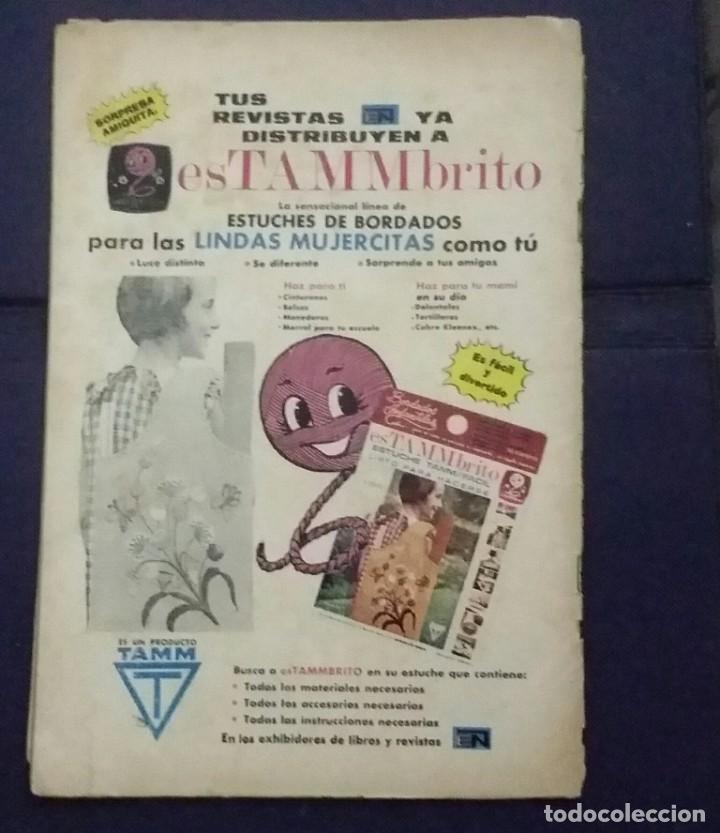 Tebeos: CÓMIC 1972 DANIEL EL TRAVIESO. TEBEO No. 110 EDITORIAL NOVARO. - Foto 2 - 199739677