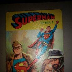 Tebeos: SUPERMAN EXTRA 1 - EDITORIAL NOVARO AÑO 1978 - 192 PÁGINAS - BUEN ESTADO. Lote 199741690