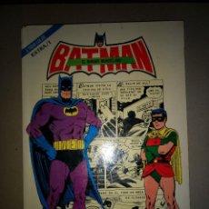 Tebeos: BATMAN EXTRA Nº 1 NOVARO . PROLOGO JAVIER COMA -NOVARO AÑO 1979 - BUEN ESTADO. Lote 199742961