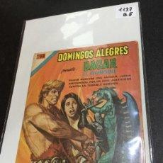 Livros de Banda Desenhada: NOVARO SERIE AGUILA DOMINGOS ALEGRES NUMERO 1137 BUEN ESTADO. Lote 199764867