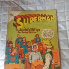 Tebeos: SUPERMAN NOVARO Nº 98 MUY DIFÍCIL. Lote 199845445
