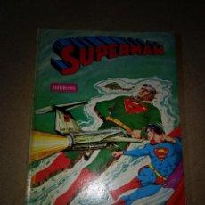 Tebeos: NOVARO LIBRO COMIC SUPERMAN NUMERO I AÑOS 70. Lote 199928950