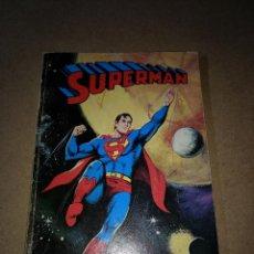 Tebeos: NOVARO LIBRO COMIC SUPERMAN NUMERO XXII AÑOS 70. Lote 199929563