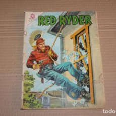 Tebeos: RED RYDER Nº 125, EDITORIAL NOVARO. Lote 200007637