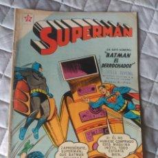 Tebeos: SUPERMAN NOVARO Nº 208. Lote 200053206
