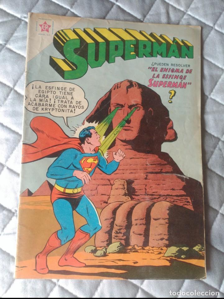 SUPERMAN NOVARO Nº 205 (Tebeos y Comics - Novaro - Superman)