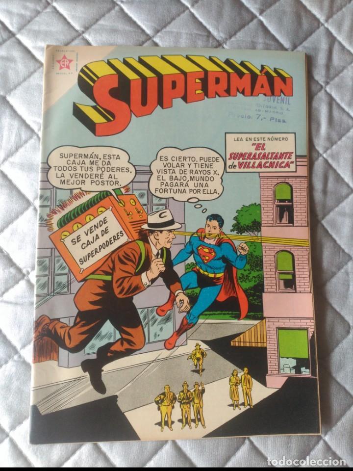 SUPERMAN NOVARO Nº 178 (Tebeos y Comics - Novaro - Superman)
