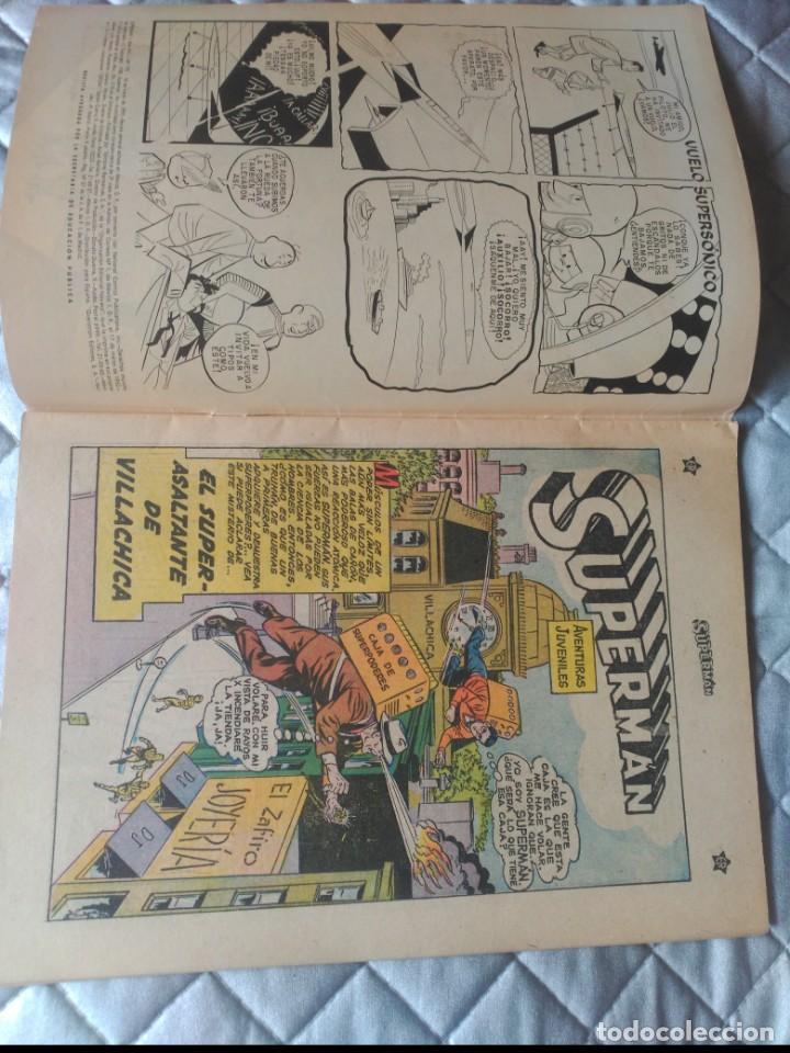 Tebeos: Superman Novaro Nº 178 - Foto 3 - 200054176
