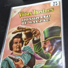 Livros de Banda Desenhada: NOVARO VIDAS ILUSTRES NUMERO 82 NORMAL ESTADO. Lote 200276917